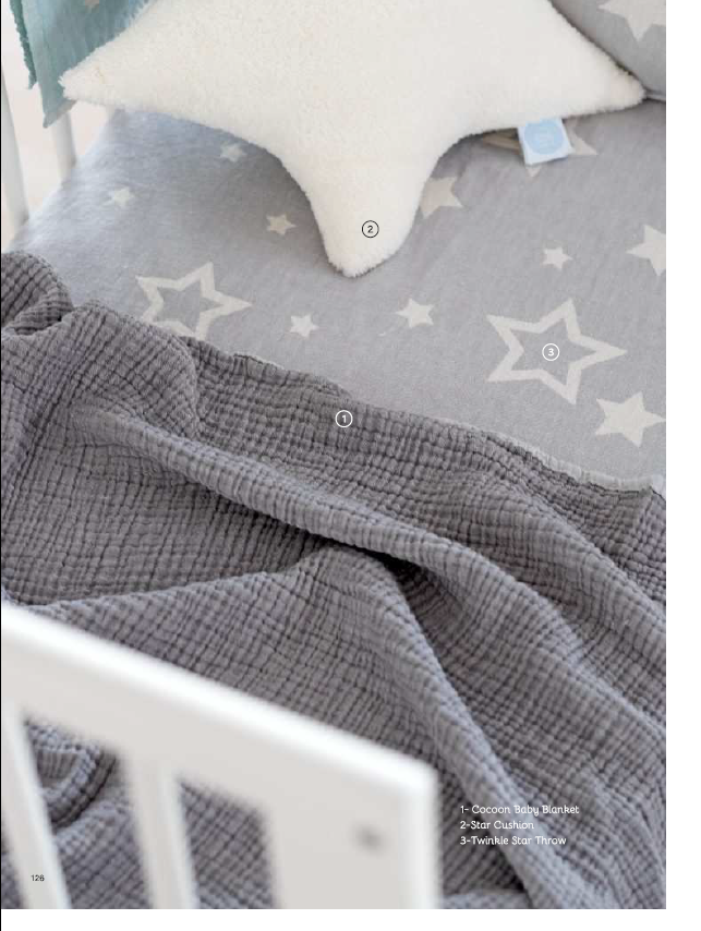 photo cocoon baby blanket